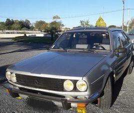 RENAULT 20 (R20) TX - 1982