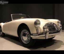 MG MGA MKI 1500 - 1958