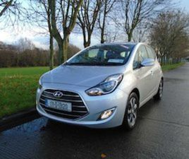 2017 HYUNDAI IX20 AUTOMATIC DELUXE FOR SALE IN DUBLIN FOR €13950 ON DONEDEAL