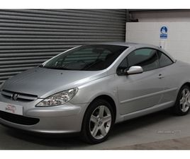 >MAY 2005 PEUGEOT 307 2.0 2DR