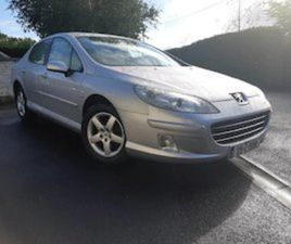 PEUGEOT 407 HDI FOR SALE IN CORK FOR €1500 ON DONEDEAL