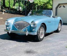 FOR SALE: 1954 AUSTIN-HEALEY 100-4 IN CADILLAC, MICHIGAN