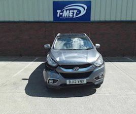 HYUNDAI IX35, 2012 BREAKING FOR PARTS FOR SALE IN TYRONE FOR € ON DONEDEAL