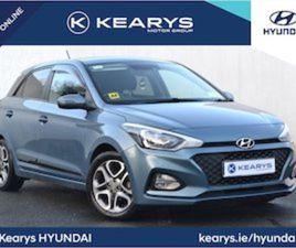 HYUNDAI I20 DELUXE 5DR - 1.2 PETROL - FINANCE ARR FOR SALE IN CORK FOR €14995 ON DONEDEAL