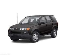 BLACK COLOR 2004 SATURN VUE FOR SALE IN WARSAW, IN 46582. VIN IS 5GZCZ23D64S865562. MILEAG