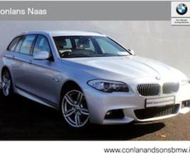 BMW 5 SERIES 520D M SPORT TOURING AUTO FOR SALE IN KILDARE FOR €19950 ON DONEDEAL