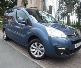 CITROEN BERLINGO MULTISPACE 1.6 EDITION 5D 97 BHP BLUETOOTH PHONE CRUISE CONTROL USB