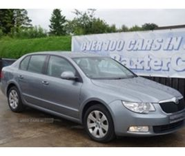 USED 2013 SKODA SUPERB CLASSIC TDI SALOON 66,000 MILES IN GREY FOR SALE | CARSITE