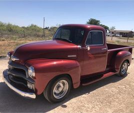 FOR SALE: 1954 CHEVROLET 3100 IN ANDREWS, TEXAS