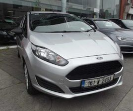 FORD FIESTA 1.5 D VAN 2016 COMMERCIAL FOR SALE IN DUBLIN FOR €8250 ON DONEDEAL