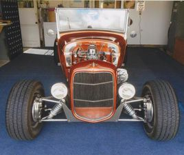 FOR SALE: 1929 FORD ROADSTER IN BEAUFORT, SOUTH CAROLINA