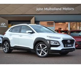 >JAN 2020 HYUNDAI KONA 1.0T GDI PLAY EDITION 5DR