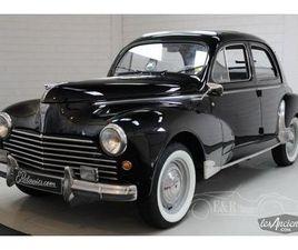 PEUGEOT 203 C - 1955