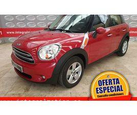 MINI COUNTRYMAN COOPER D 4X4, SUV O PICKUP DE SEGUNDA MANO EN LA CORUÑA | AUTOCASION