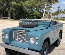 1984 LAND ROVER SERIES 3 FOR SALE
