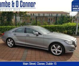 MERCEDES-BENZ CLS-CLASS CLS 250 CDI BLUEEFFICIENC FOR SALE IN DUBLIN FOR €18950 ON DONEDEA