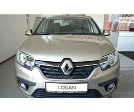 НОВЫЙ RENAULT LOGAN NEW 1.5D MT (90 Л.С.) ZEN