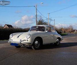 PORSCHE 356 B T6 S 75 CH. - 1963