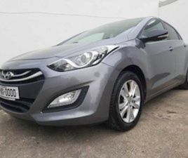 HYUNDAI I30 1.4 100PS STYLE FOR SALE IN WEXFORD FOR €11500 ON DONEDEAL
