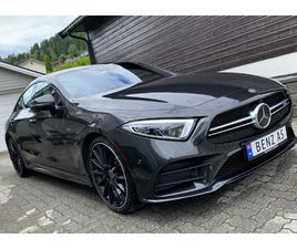 CLS 450 3.0-367+22 HK 750NM 4MATIC AMG///EDITION 1