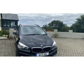 CAR, BMW 2 SERIES GRAND TOURER 7 SEATER.