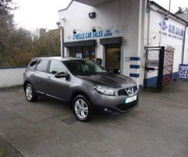 NISSAN QASHQAI +2, 2012 FOR SALE IN TIPPERARY FOR €6900 ON DONEDEAL
