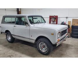 FOR SALE: 1979 INTERNATIONAL SCOUT IN AUSTIN, TEXAS