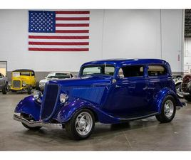 FOR SALE: 1934 FORD STREET ROD IN KENTWOOD, MICHIGAN