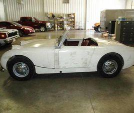 1958 AUSTIN-HEALEY SPRITE MK I ROADSTER