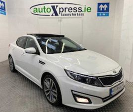 KIA OPTIMA PLATINUM 1.7D AUTO 4DR FINANCE AVAILABL FOR SALE IN LIMERICK FOR €14995 ON DONE