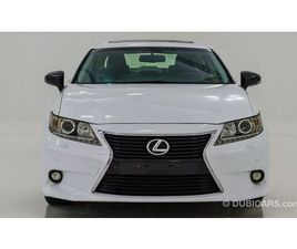 LEXUS ES 350 MODEL 2015 | V6 | 241 HP | 17 ALLOY WHEELS (F2176351) FOR SALE: AED 67,999