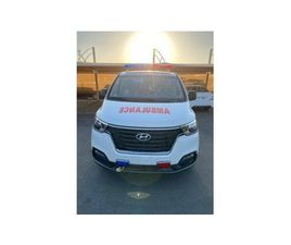 HYUNDAI H-1 AMBULANCE 2020 MODEL FOR SALE: AED 110,000