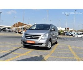 HYUNDAI H-1 FOR SALE: AED 58,000
