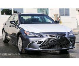LEXUS ES 350 LEXUS ES 350 V6 GCC MY 2020 PRICE FOR EXPORT FOR SALE: AED 155,000