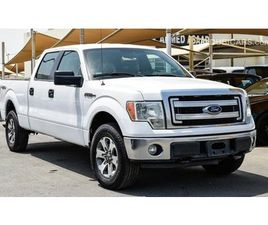 FORD F 150 XLT FOR SALE: AED 43,000