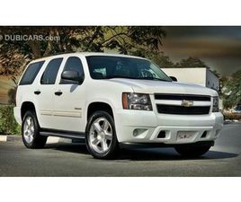 CHEVROLET TAHOE LS - 2010 - EXCELLENT CONDITION FOR SALE: AED 44,000