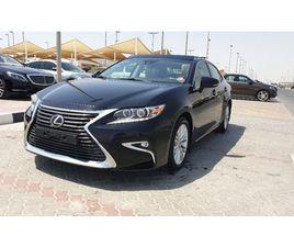 LEXUS ES 350 GCC 2016 CLEAN CAR NO ACCIDENT GCC FULLOPSHON FOR SALE: AED 74,000