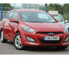 HYUNDAI I30 1.6 DIESEL 110HP DELUXE TOURER FOR SALE IN CORK FOR €10950 ON DONEDEAL