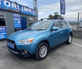 MITSUBISHI ASX DIESEL 2013 FOR SALE IN DUBLIN FOR €7950 ON DONEDEAL