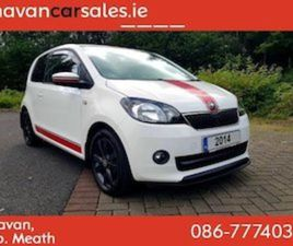 SKODA CITIGO 1.0 MPI 60PS SPORT FOR SALE IN MEATH FOR €6750 ON DONEDEAL