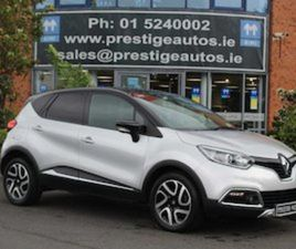 RENAULT CAPTUR, 2016 FOR SALE IN DUBLIN FOR €12950 ON DONEDEAL
