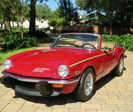 FOR SALE: 1976 TRIUMPH SPITFIRE IN LAKELAND, FLORIDA
