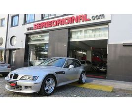 BMW Z3 COUPE A GASOLINA NA AUTO COMPRA E VENDA
