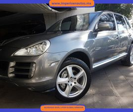 PORSCHE CAYENNE 4.8 V8 TIPTRONIC S AT