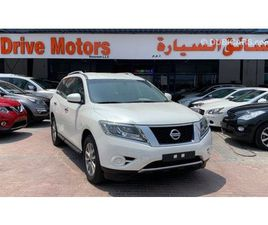 NISSAN PATHFINDER NISSAN PATHFINDER 2016 ONLY 940X60 MONTHLY V6 4X4 EXCELLENT CONDITION UN