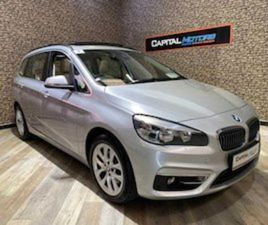 BMW 2 SERIES GRAN TOURER LUXURY 218D AUTO 7 SEATS FOR SALE IN DUBLIN FOR €19950 ON DONEDEA
