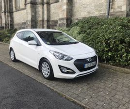 HYUNDAI I30 VAN (DOE TESTED TO 09/21) FOR SALE IN MONAGHAN FOR €4250 ON DONEDEAL