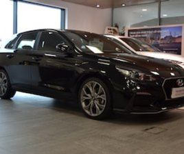 HYUNDAI I30 1.4 T-GDI N-LINE TURBO 5 DOOR 140PS ( FOR SALE IN ANTRIM FOR £15985 ON DONEDEA
