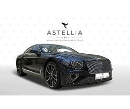 BENTLEY, CONTINENTAL GT, W12 III 6,0 635 BITURBO, OCCASION, ESSENCE, 2019, 4950 KM, 216900