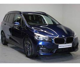 BMW 2 SERIES GRAN TOURER 220D SPORT GRAN TOURER 2.0 5DR
